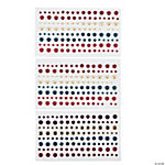 Self-Adhesive Home Décor Pearl & Jewels #4