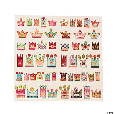 Crown Stickers