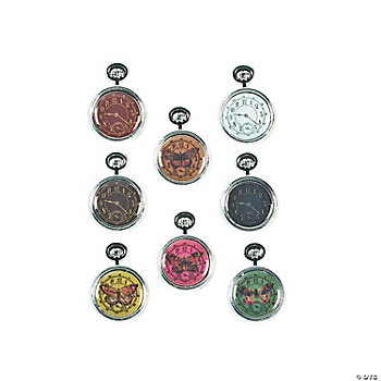 Pocket Watch Stickers