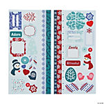 Winter Wonderland Sticker Sheets