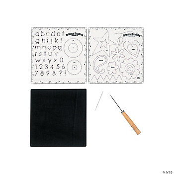 Punch & Stitch Kit