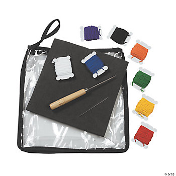 Punch & Stitch Tool Assortment