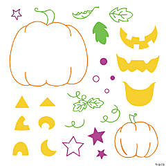 Pumpkin Stamps