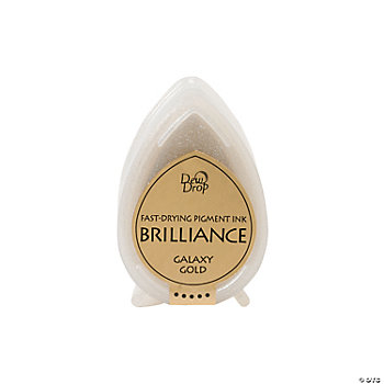 Brilliance Galaxy Gold Dew Drop Ink