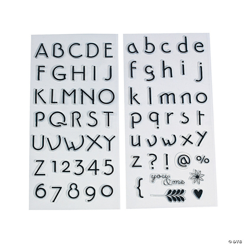 Fancy script alphabet stamp set discontinued fancy script alphabet stamp set altavistaventures Image collections