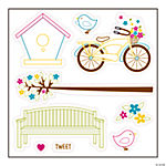 Summer Splendor Stamps