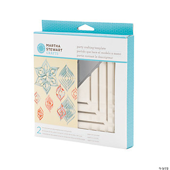 Martha Stewart Crafts™ Small Spiral Ornament Template