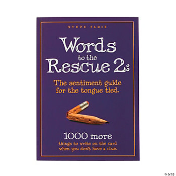 """Words To The Rescue 2"""