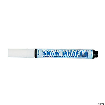 Marvy® Snow Marker