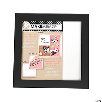 Make-A-Memo Frame With Magnetic Board