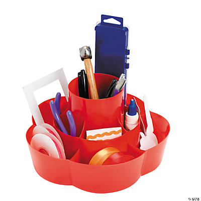 Spinning Craft Organizer