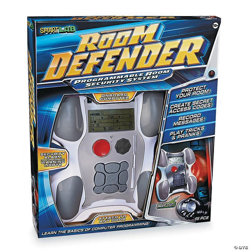 SmartLab Toys Room Defender Alarm with Exclusive FREE Door-Sized Poster  sc 1 st  Mindware.com - Oriental Trading & SmartLab Toys Room Defender Alarm with Exclusive FREE Door-Sized ...