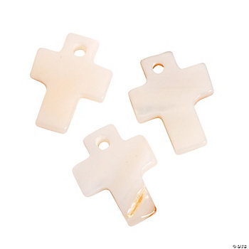 Cross Charms - 12mm