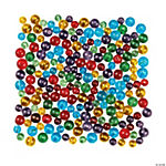 Round Glass Bead Assortment - 6mm-8mm