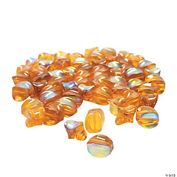 Topaz AB Finish Bead - 12mm