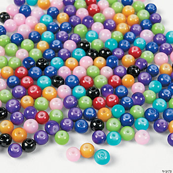 Round Bead Assortment - 4mm
