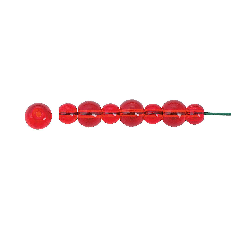 bead assortment 6mm 7mm trading