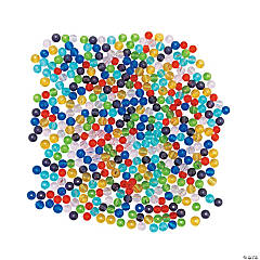Translucent Bead Assortment - 4mm