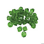 Emerald Crystal Bicone Beads - 8mm