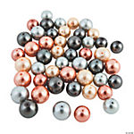 Large Elegant Colors Pearl Beads - 14mm-16mm