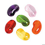 Jelly Bean Beads - 20mm