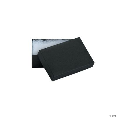 Black Earring Gift Boxes