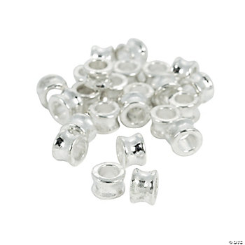 Beadable Spacers - 5mm