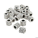 Bumpy Beadable Spacers - 9mm