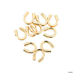 Beadalon® Goldtone Wire Guardians