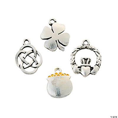 St. Patrick's Day Irish Charms