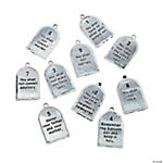 10 Commandment Charms