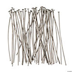 Antique Silvertone Headpins - 2