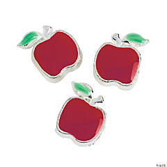 Apple Large Hole Beads - 14mm