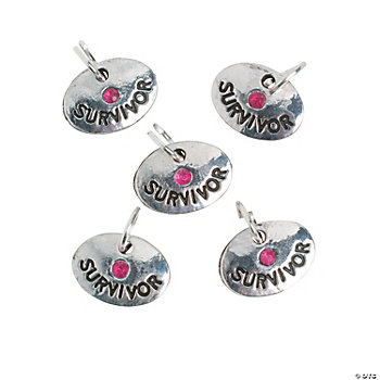 """Survivor"" Charms"