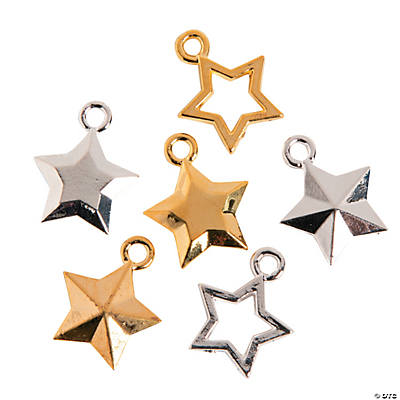 Star Charm Assortment