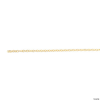 Goldtone Chain