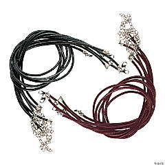Leather Necklace Cords