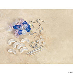 Pastel Angel Earrings Craft Kit