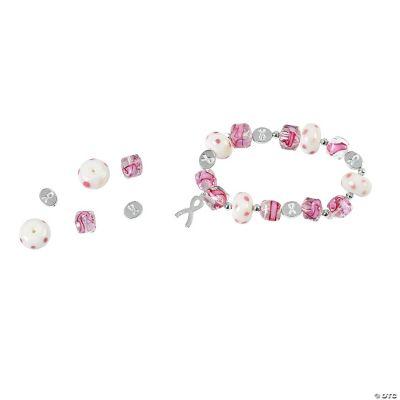 Breast Cancer Awareness Bracelet Kit