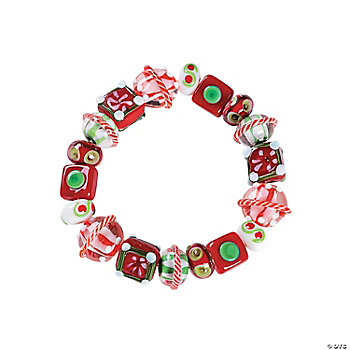 Christmas Bead Bracelet Kit