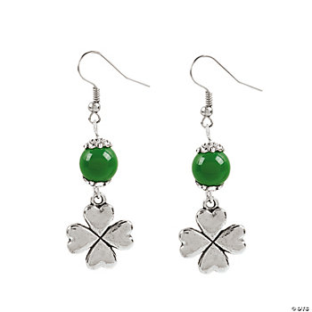 Shamrock Earrings Kit