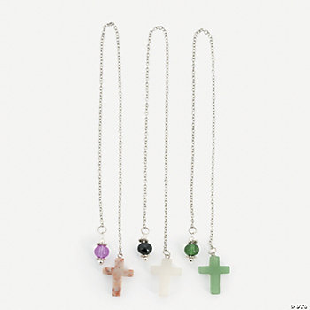 Stone Cross Bookmark Kit