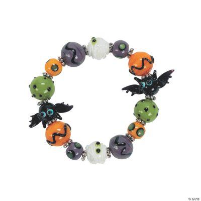 Halloween Lampwork Bracelet Kit