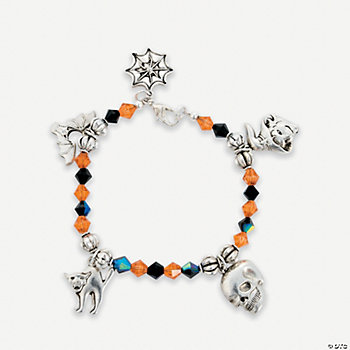 Halloween Charm Bracelet Kit