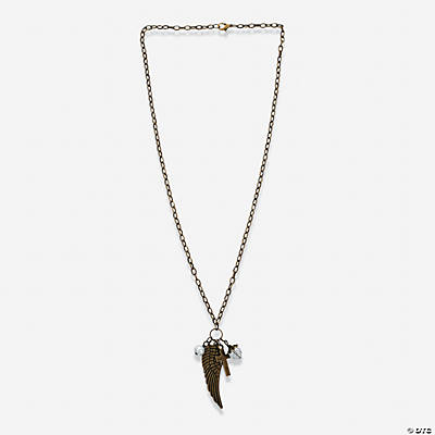 Wing & Cross Necklace Kit