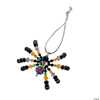 Beaded Spider Ornament Kit