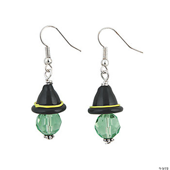 Witch Lampwork Earrings Kit