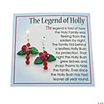 Holly Cross Earring Kit