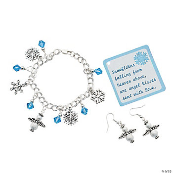 Angel Kiss Bracelet & Earrings Kit