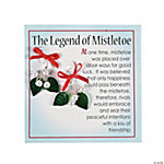 Mistletoe Earring Kit with Card